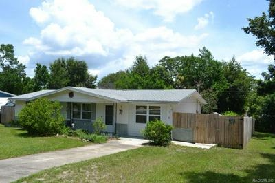 7 S DESOTO ST, Beverly Hills, FL 34465 - Photo 1