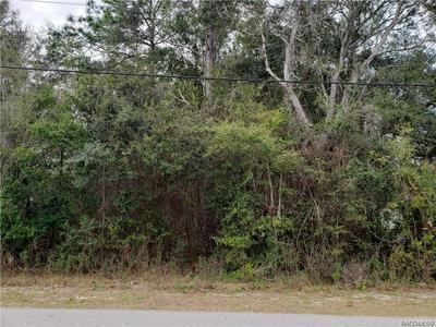 4536 S LEISURE BLVD, Lecanto, FL 34461 - Photo 1