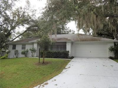 530 W MILKWEED LOOP, Beverly Hills, FL 34465 - Photo 1