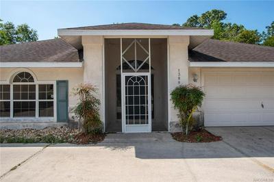 1388 E CLEVELAND ST, HERNANDO, FL 34442 - Photo 1