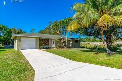 1764 NE SILVIA AVE, Jensen Beach, FL 34957 - Photo 1