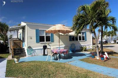 10851 S OCEAN DR LOT 132, Jensen Beach, FL 34957 - Photo 1