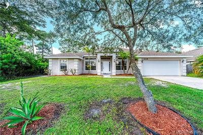 4226 SW SAVONA BLVD, Port Saint Lucie, FL 34953 - Photo 1