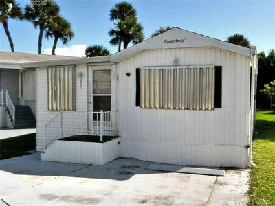 10701 S OCEAN DR LOT 601, Jensen Beach, FL 34957 - Photo 1