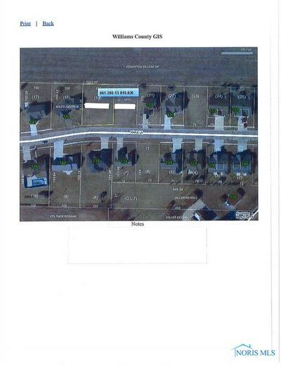 0 MAPLE LANE, EDGERTON, OH 43517 - Photo 1