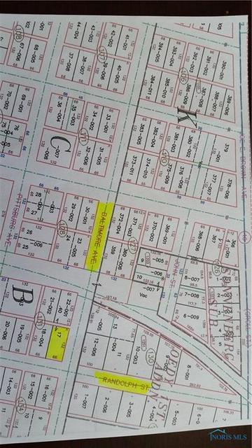 LOT 17 RANDOLPH STREET, Holgate, OH 43527 - Photo 1
