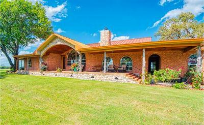 2803 E BLUE HAVEN RD, Tishomingo, OK 73460 - Photo 1