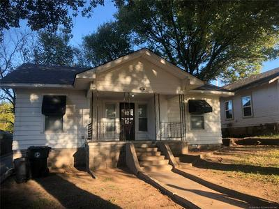 713 S MORTON AVE, Okmulgee, OK 74447 - Photo 1