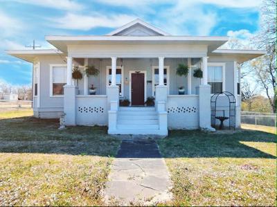 1001 N 7TH ST, Quinton, OK 74561 - Photo 1
