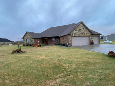 345 BUCK TRL, Durant, OK 74701 - Photo 1