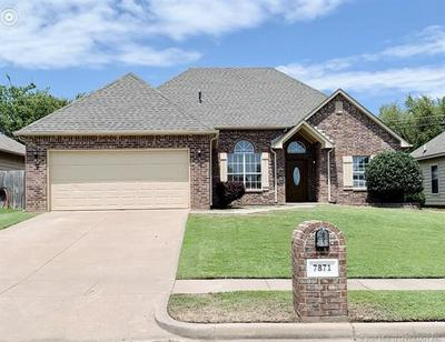 7871 PATRIOT LN, Sapulpa, OK 74066 - Photo 1