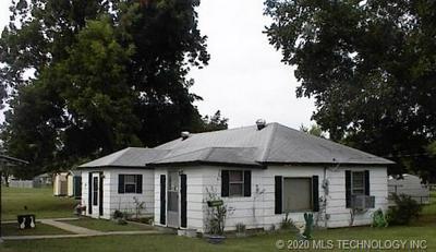 1306 PAWNEE AVE, Hartshorne, OK 74547 - Photo 1
