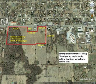 4801 W OKMULGEE ST, Muskogee, OK 74401 - Photo 2