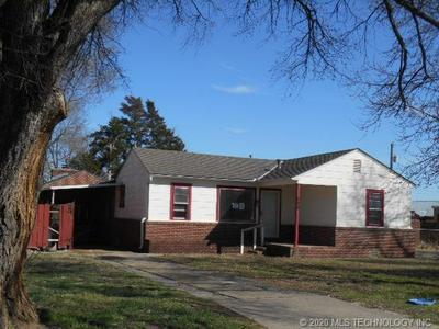 308 S SHAWNEE AVE, Dewey, OK 74029 - Photo 1