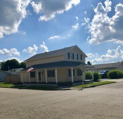 6 CENTER ST, Casstown, OH 45312 - Photo 1