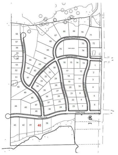 LOT 40 THE CLEARINGS, Kohler, WI 53044 - Photo 2