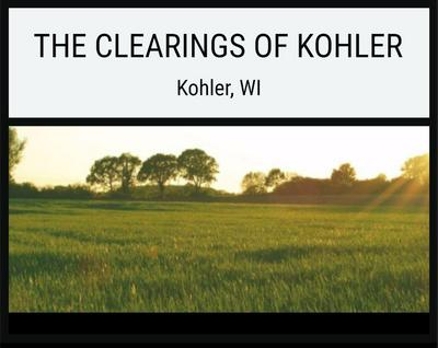 LOT 1 THE CLEARINGS, Kohler, WI 53044 - Photo 1