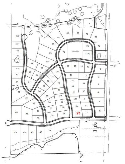 LOT 23 THE CLEARINGS, Kohler, WI 53044 - Photo 2
