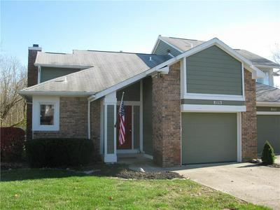 8113 TALLIHO DR, Indianapolis, IN 46256 - Photo 1