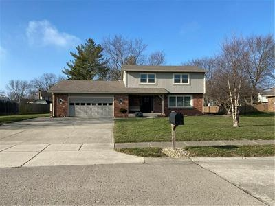1308 GREENHILLS RD, Greenfield, IN 46140 - Photo 1