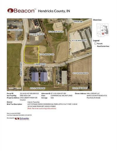 5931 LIBERTY PKWY, Clayton, IN 46118 - Photo 1