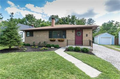 5829 ROSSLYN AVE, Indianapolis, IN 46220 - Photo 1