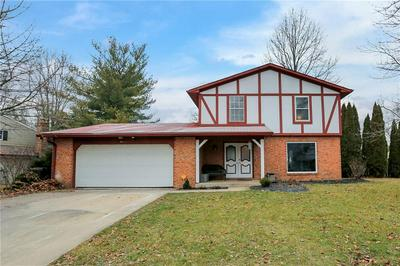 8066 HOLLOW CREEK CT, Indianapolis, IN 46268 - Photo 1