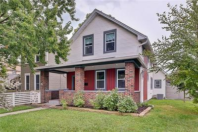 1403 FLETCHER AVE, Indianapolis, IN 46203 - Photo 1