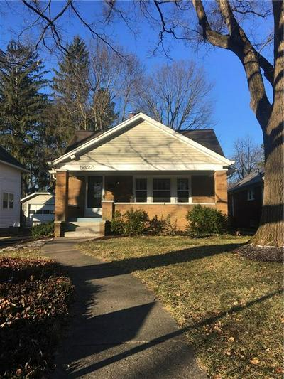 5428 BROADWAY ST, Indianapolis, IN 46220 - Photo 1