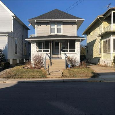 132 W WASHINGTON ST, Tipton, IN 46072 - Photo 1
