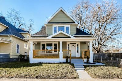 814 S RANDOLPH ST, Indianapolis, IN 46203 - Photo 1