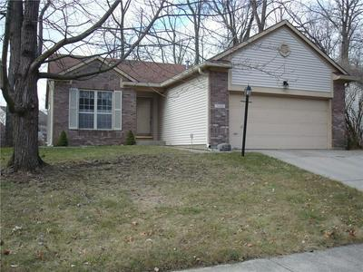 7220 BRADFORD WOODS WAY, Indianapolis, IN 46268 - Photo 1