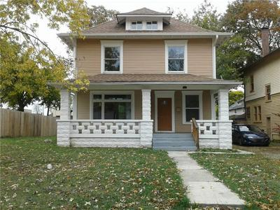 3339 N NEW JERSEY ST, Indianapolis, IN 46205 - Photo 1
