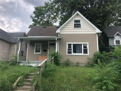 942 N BELMONT AVE, Indianapolis, IN 46222 - Photo 1