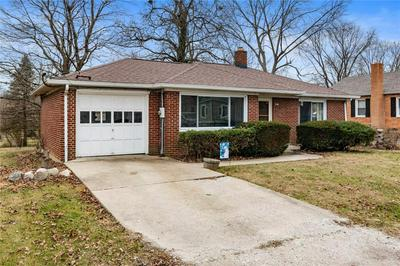 8807 CENTER ST, Indianapolis, IN 46234 - Photo 2