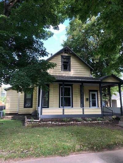 615 CROCKETT ST, Covington, IN 47932 - Photo 1