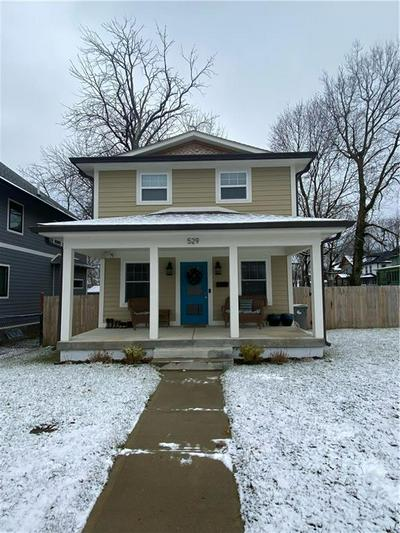 529 E 32ND ST, Indianapolis, IN 46205 - Photo 1