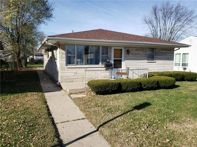 124 N BROOKS ST, Columbus, IN 47201 - Photo 2
