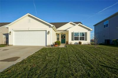 5778 WEEPING WILLOW PL, Whitestown, IN 46075 - Photo 1