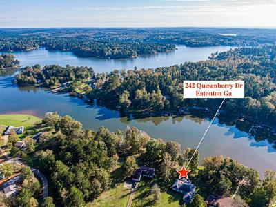 242 QUESENBERRY DR, Eatonton, GA 31024 - Photo 1