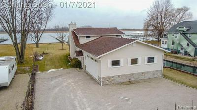 5843 POINTE TREMBLE RD, Algonac, MI 48001 - Photo 1