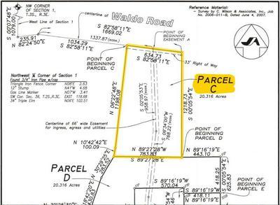 WALDO PARCEL C, Chelsea, MI 48118 - Photo 1