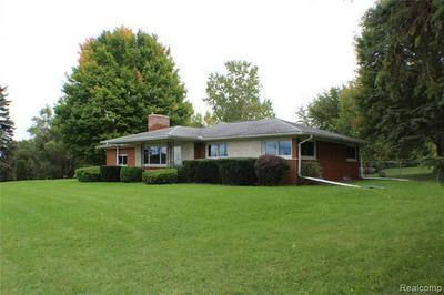 13175 DAVISBURG RD, Davisburg, MI 48350 - Photo 1
