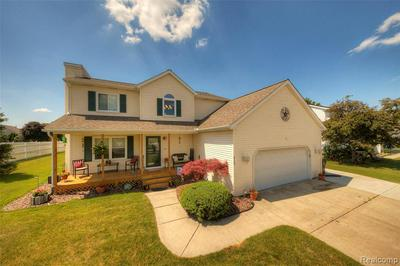 413 BROWNING DR, Howell, MI 48843 - Photo 1