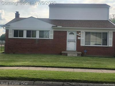 4556 SPRING HILL AVE, Inkster, MI 48141 - Photo 2