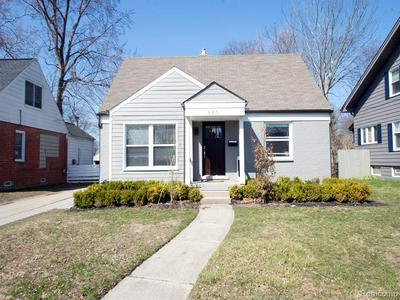 850 W LINCOLN ST, BIRMINGHAM, MI 48009 - Photo 1