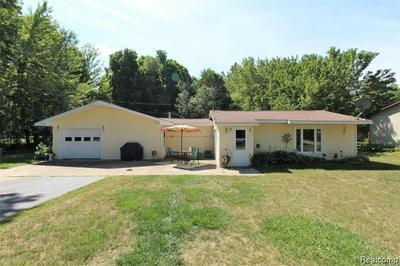 12244 FARRAND RD, Otisville, MI 48463 - Photo 1
