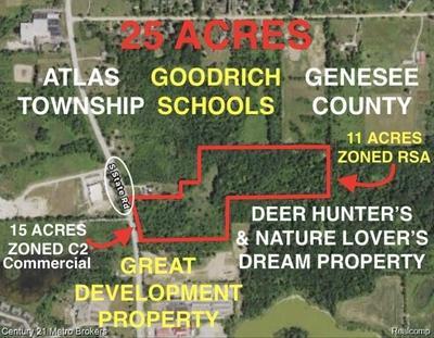 0 S STATE RD, Goodrich, MI 48438 - Photo 1