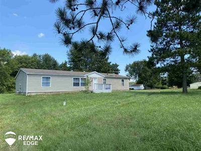 7033 E MOUNT MORRIS RD, Otisville, MI 48463 - Photo 1
