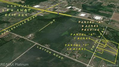 VL PARCEL C SMITH RD, Fowlerville, MI 48836 - Photo 1